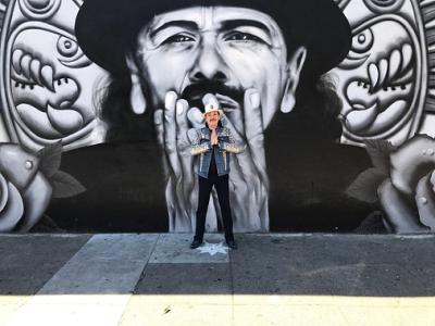 Santana 2017 House of Blues Anaheim Power of Peace