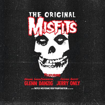 The Original Misfits 2017 Las Vegas MGM Grand Garden Arena Los Angeles The Forum Inglewood Reunion Alkaline Trio Discharge