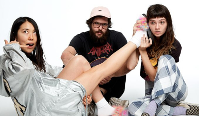 Cherry Glazerr Fonda Theatre Hollywood Los Angeles 2017 Apocalipstick Vagabon Shannon Lay