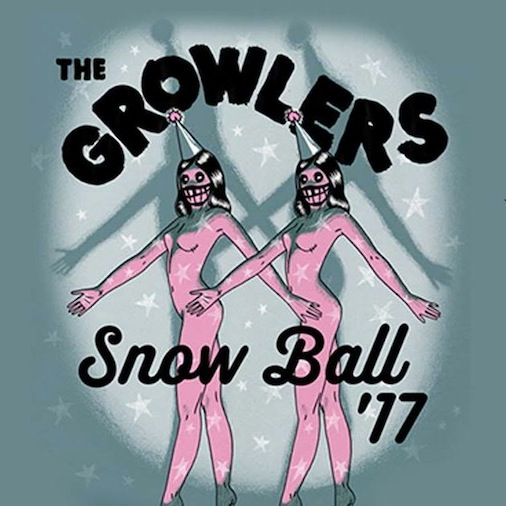 The Growlers 2017 Los Angeles The Wiltern Koreatown Snow Ball City Club