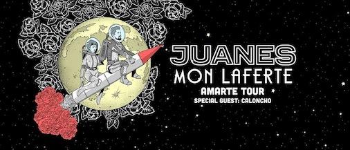 Juanes 2018 Los Angeles The Forum Inglewood Temecula Pechanga Resort And Casino The Amarte Tour Mon Laferte Caloncho