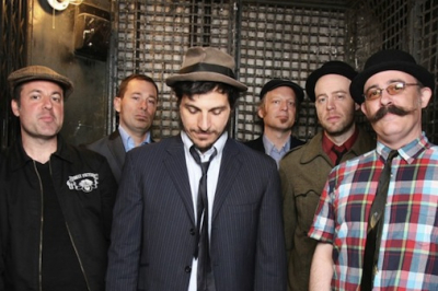 The Slackers 2017 Los Angeles The Troubadour West Hollywood Red Light Wasted Days The Phenomenauts VIernes 13