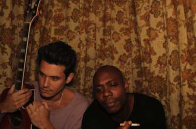 Dave Chappelle 2017 John Mayer Los Angeles Hollywood Palladium The Forum Inglewood New Years Eve 2018