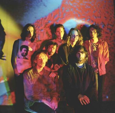 King Gizzard & the Lizard Wizard Hollywood Palladium Los Angeles 2018