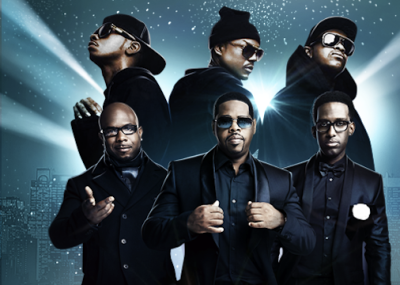 R&B Rewind Fest 2018 Los Angeles Microsoft Theater Downtown Boyz II Men Jodeci SWV Jagged Edge Soul for Real