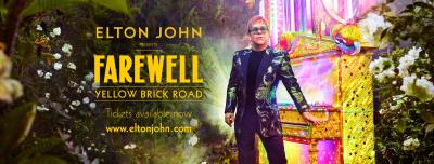 Elton John Staples Center DTLA Los Angeles 2019 Farewell Yellow Brick Road Tour