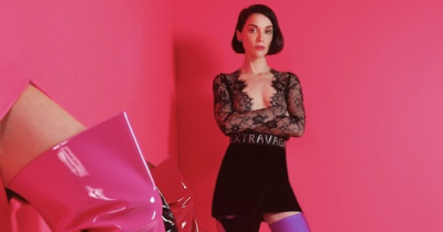 St. Vincent 2018 Los Angeles Hollywood Palladium Tuck and Patti Coachella 2018 Empire Polo Club Indio Masseduction