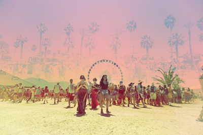 Coachella 2018 Los Angeles Localchella Goldenvoice Presents April Festival Sideshows St. Vincent Soulwax The War on Drugs Haim Concerts Orange County Pioneertown Santa Ana