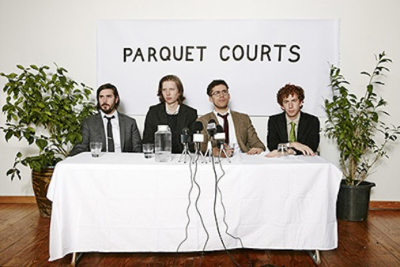Parquet Courts 2018 Los Angeles The Masonic Lodge Hollywood Forever Wide Awake Mary Lattimore