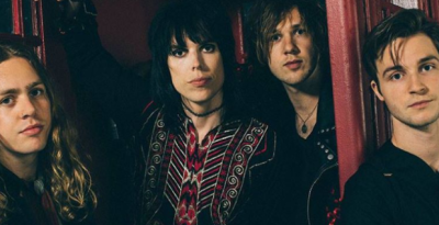 The Struts Roxy Theatre West Hollywood Los Angeles 2018 Three-Night Residency
