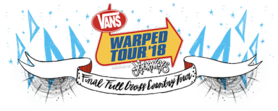 Warped Tour 2018 Los Angeles Pomona Fairplex Music Festival