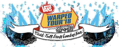 Warped Tour 2018 Los Angeles Pomona Fairplex Music Festival