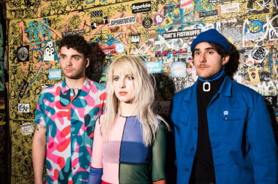 Paramore Foster the People Forum Inglewood Los Angeles 2018 After Laughter