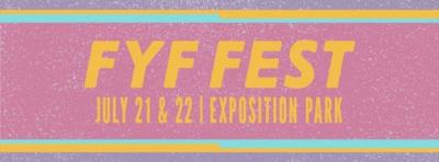 FYF Fest 2018 Los Angeles Exposition Park Music Festival