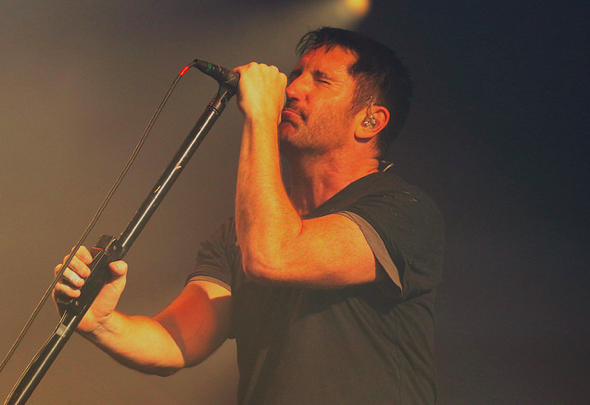 Nine Inch Nails 2018 Las Vegas The Joint Hard Rock Hotel And Casino Add Violence
