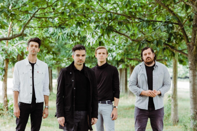 The Boxer Rebellion 2018 Los Angeles Teragram Ballroom Downtown Ghost Alive