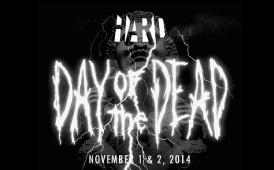 Hard Day Of The Dead 2014 Pomona Fairplex