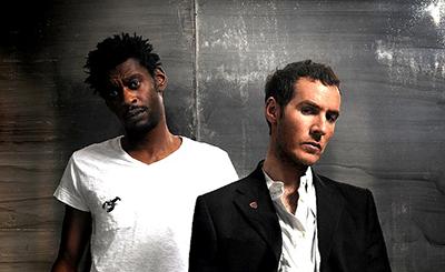 Massive Attack Greek Theatre