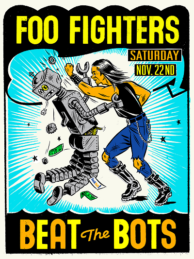Foo Fighters 2015 Presale