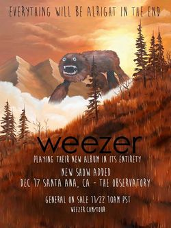 Weezer Observatory