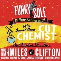 Funky Soul Cut Chemist