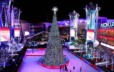 Los Angeles Christmas 2014