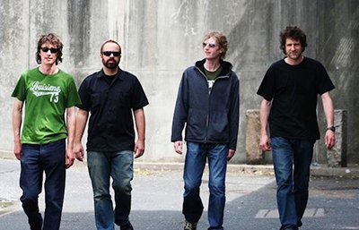 Swervedriver 2015 The Roxy Los Angeles