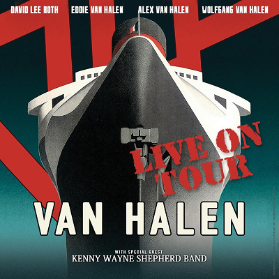 Van Halen Live On Tour Hollywood Bowl Verizon Wireless Amphithater San Manuel Amphitheater Los Angeles 2015
