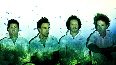 Guster At The Wiltern Los Angeles 2015