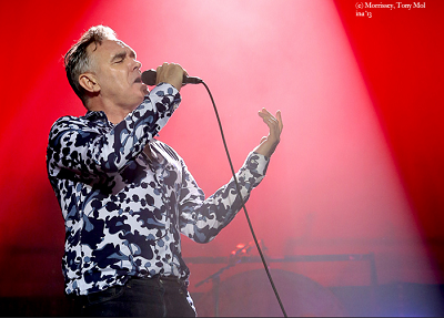 Morrissey When We Were Young Santa Ana Observatory 2017