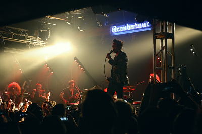 Brandon Flowers The Troubadour 2015
