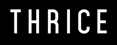 Thrice House Of Blues Anaheim 2015 Reunion
