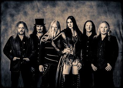 Nightwish 2015 Greek Theatre Los Angeles