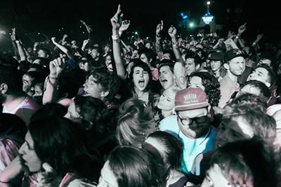 FYF Fest 2014 Adi Putra