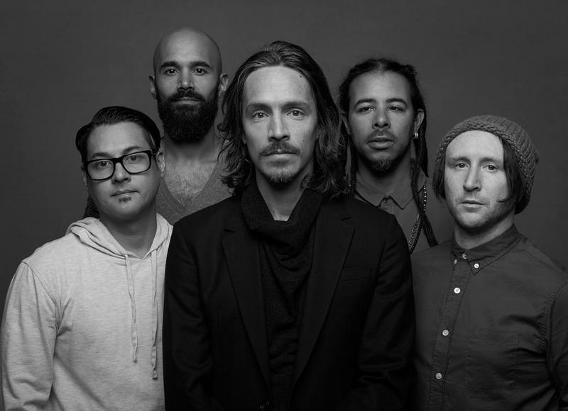 Incubus Fingerprints Music Sleep Train Amphitheatre 2015
