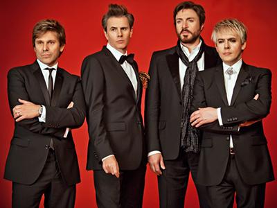 Duran Duran 2015 Los Angeles Hollywood Bowl