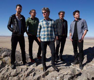 Collective Soul Wiltern Los Angeles 2015