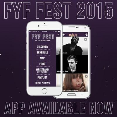 FYF Fest App 2015