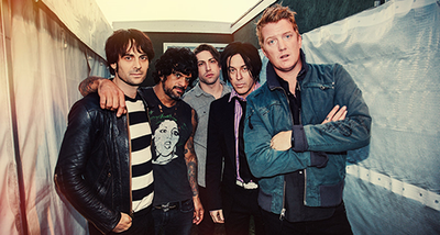 Queens Of The Stone Age 2015 Teragram Ballroom Downtown Los Angeles