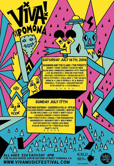 Viva-Pomona-Music-Festival-2016-Los-Angeles-The-Glass-House-Pomona-Shannon-And-The-Clams-Chicano-Batman-The-Frights-Gardens-And-Villa-Colleen-Green-Mint-Field
