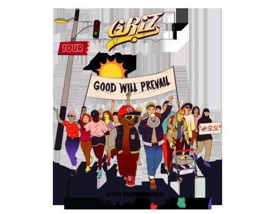 GRiZ-Good-Will-Prevail-Fall-Tour-2016-Shrine-Expo-Hall-Los-Angeles