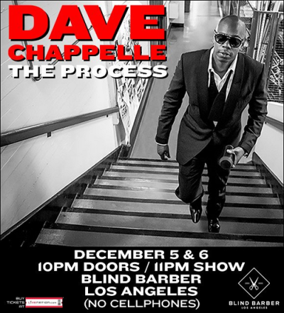 Dave-Chappelle-2016-Los-Angeles-Blind-Barber-Culver-City-The-Process