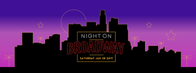 Night On Broadway 2017 Los Angeles Downtown Mayer Hawthorne KCRW Theatre at Ace Hotel Orpheum Palace Theater
