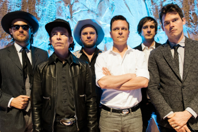 Old Crow Medicine Show Wiltern Los Angeles 2017 50 Years of Blonde on Blonde Bob Dylan