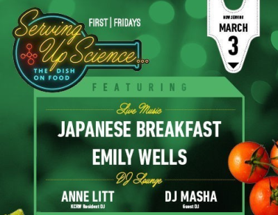 First Fridays 2017 Los Angeles Natural History Museum Japanese Breakfast Emily Wells KCRW Anne Litt Masha March