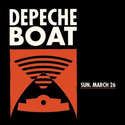 Depeche Boat 2017 Cruise Los Angeles Long Beach Blasphemous Rumours DJ Hi-C Grand Romance River Boat Depeche Mode