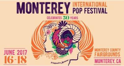Monterey International Pop Festival 2017 Monterey County Fairgrounds Music Festival Jack Johnson Leon Bridges The Head and the Heart Jim James Father John Misty