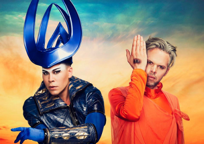 Empire of the Sun 2017 Los Angeles Shrine Expo Hall Two Vines Broods Side Show Localchella Coachella