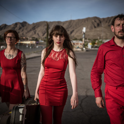 Le Butcherettes 2017 Los Angeles Alexs Bar Long Beach A Raw Youth Pappy And Harriets Pioneertown Palace At The Drive-In Shrine Expo Hall