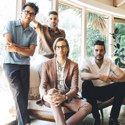 Saint Motel Wiltern 2018 Los Angeles Glass House Pomona 2017 saintmotelevision